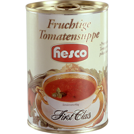 Fruchtige Tomatensuppe – deLuxe