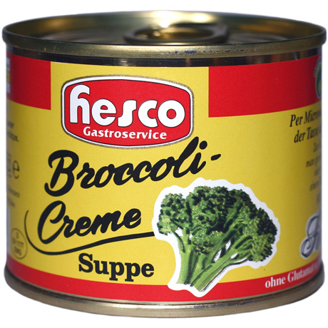 Broccoli-Creme-Suppe